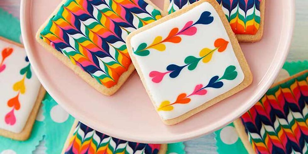 Caregiver & Me Cookie Decorating