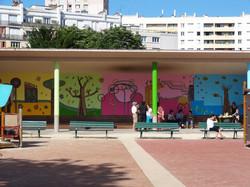 Parc de Choisy, PARIS 13