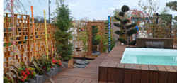 Jardin en Seine