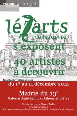 Exposition Mairie du 13ème
