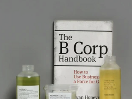 Davines: Not a shampoo; a declaration of sustainability.