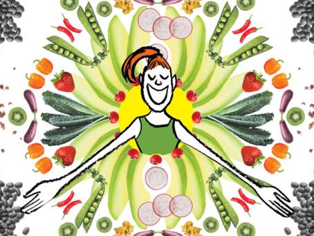 5 steps to your new vegan life 你离纯素只有五步之遥