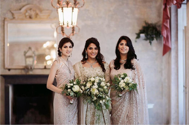 Arabian-Beauty-bride-bridesmaids-lake-como-italy