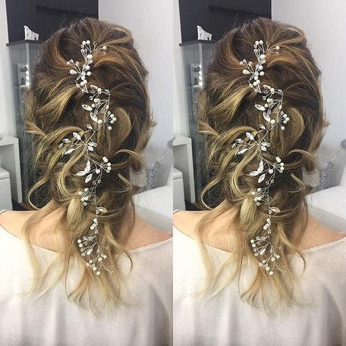 SILVER LIGHT Bridal Hair Accessories