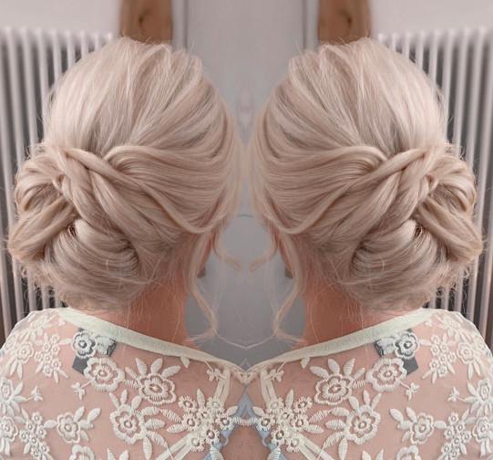 Bridal hairstyle_wedding