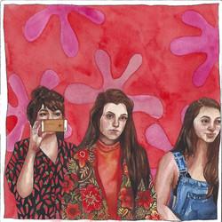 Katie, Natalie, Rachel