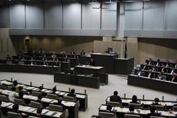 東京都議会 本会議場で質疑