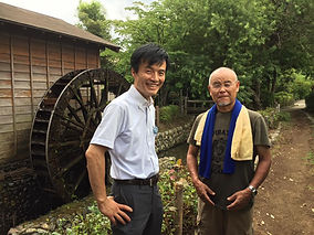 日野市議会議員候補 新井ともはる 新井智陽 無所属 環境政策 水 水車