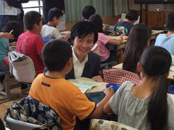 日野市内のICT教育の発展に向けて(平山小学校)