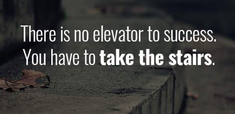 no stairs to success.jpg