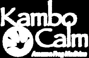 kambo calm logo white tage.png