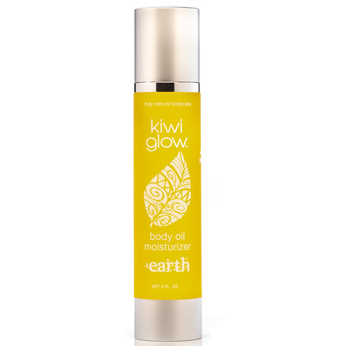 Earth Organic Body Moisturizer