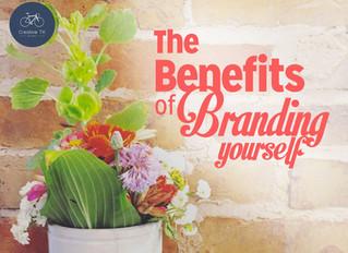 The Benefits of Branding Yourself