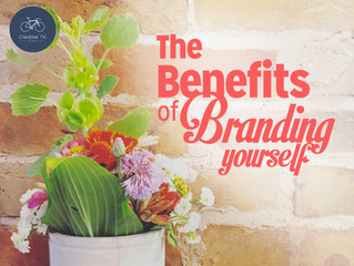 The Benefits of Branding Yourself