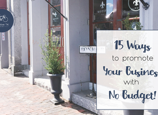 15 Budget-Friendly Ways To Market Your Business