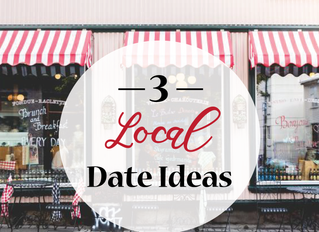 3 Great Date Ideas to Stay Local this Valentine's Day