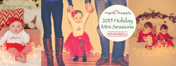 Holiday Mini Sessions Banner