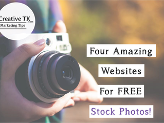 Four Amazing Sites For Free Images