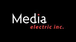 media electric logo