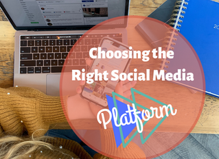 Choosing The Right Social Media Platform
