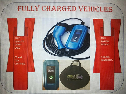 EV Charger 32amp CEE charger. Type 2 vehicles Tesla/Zoe/Hyundai/BMW