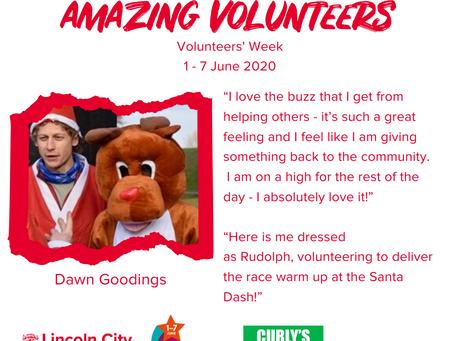 Amazing Volunteers: Dawn Goodings