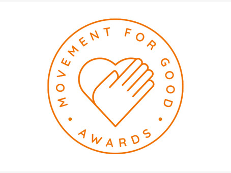 Foundation wins £1,000 Movement for Good award