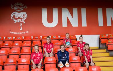 Lincoln City Foundation Girls Football