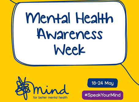 On Your Side through Mental Health Awareness Week