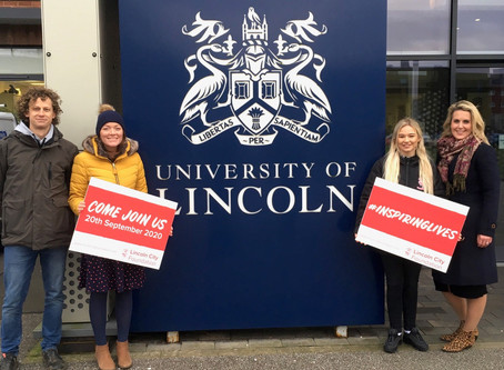 Route Reveal: University of Lincoln Showcased in Lincoln City Half Marathon