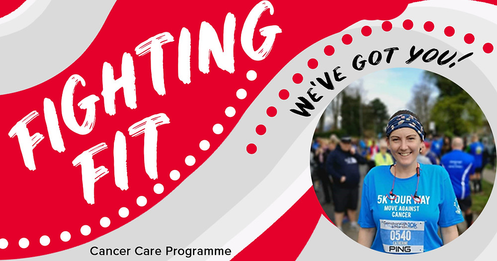 Lincoln City Foundation fighting fit cancer care programme