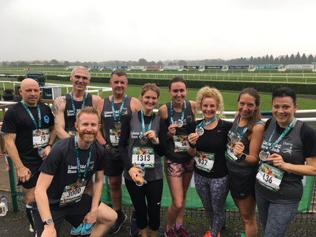 Lincoln City Half Share Event Partners T&C's