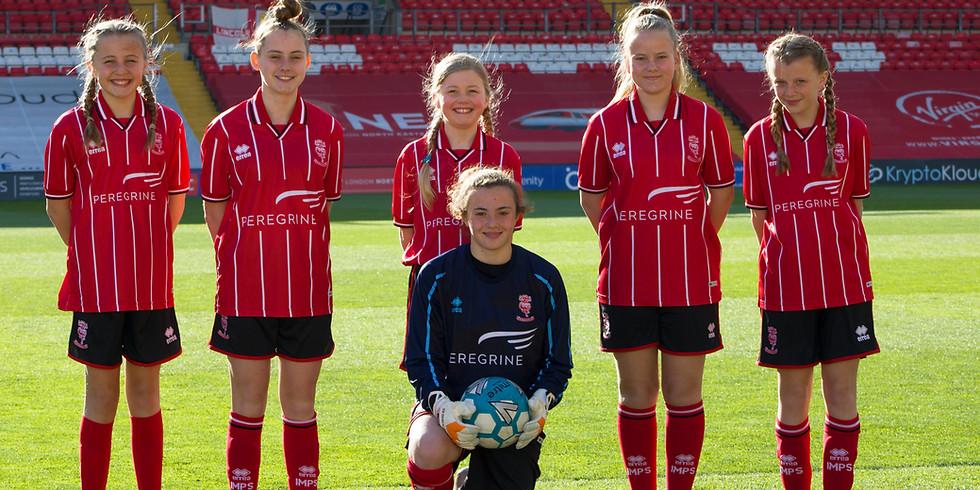 Girls Trials |  Under 13's - Under 14's