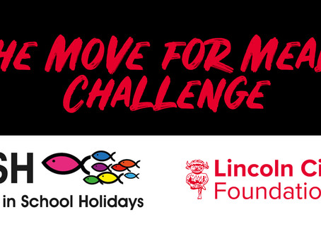 Lincoln City Foundation Support the Move for Meals Challenge