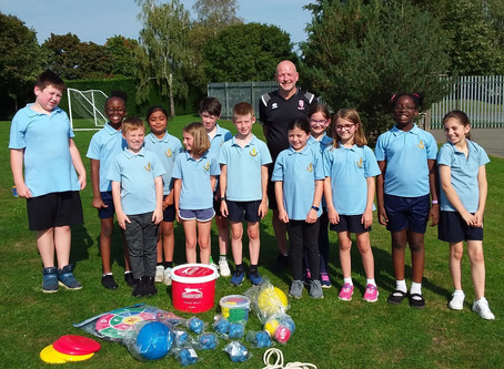 Foundation Delivers Free Equipment to Partner Schools