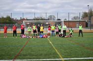 Team Talk Football Session