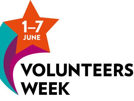 Foundation Celebrates National Volunteers Week