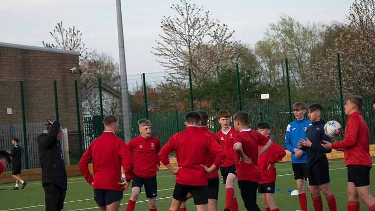 Boys Trials |  Under 15's - Under 16's