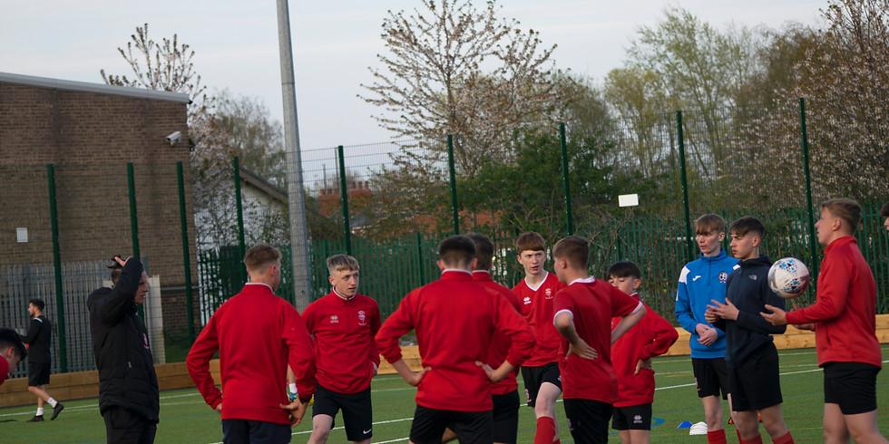 Boys Trials    Under 15's - Under 16's