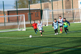 Lincoln City Foundation Football Training