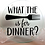 Thumbnail: What the f*#! is for dinner cutting board, trivet or coaster