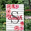 Thumbnail: Personalized Yard Flag Monogram Garden Flag