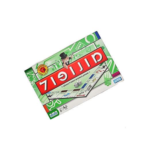 8Y+   משחק מונופול ספידי   קודקוד