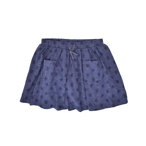 7-8Y | DELTA | חצאית מכנסיים כחולה