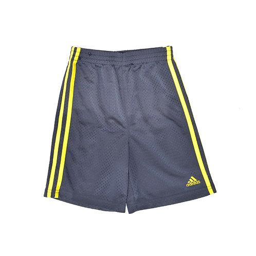 5Y   ADIDAS   מכנסי דרייפיט פס צהוב