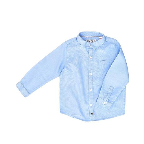 2Y   ZARA   חולצת תכלת חגיגית