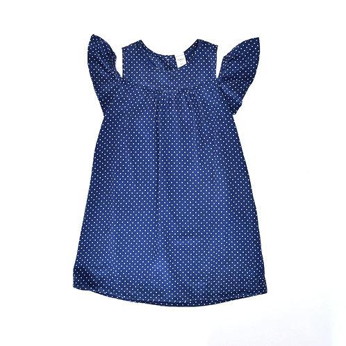 4-5Y | OshKosh |  שמלת פולקה-דוט