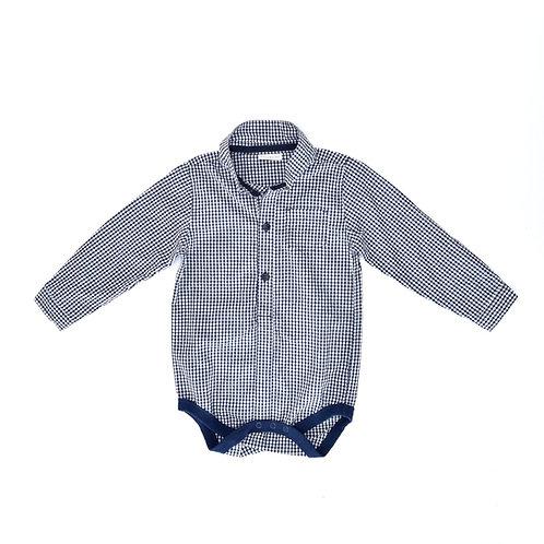 18-24M | NEXT | חולצת משבצות בגד גוף