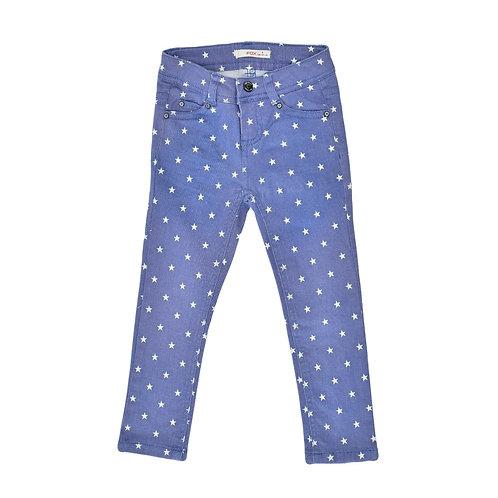 4Y   FOX     מכנסי ג'ינס כוכבים