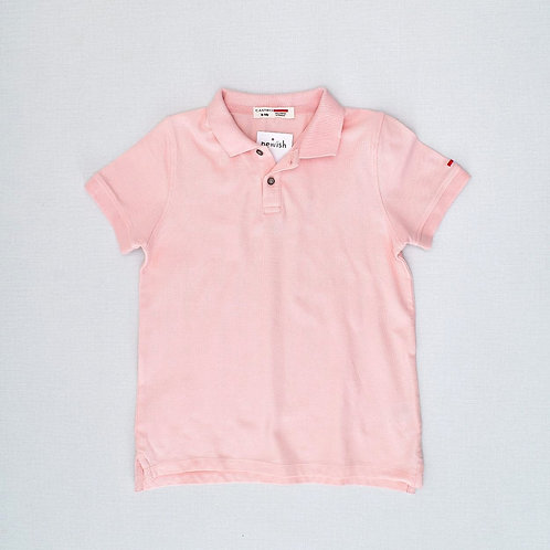 8-10Y | CASTRO | חולצת פולו ורודה